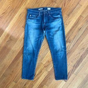 Adriano Goldschmied The Nikki Crop Skinny Jeans